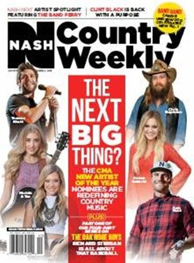 Country Weekly 5 October 2015